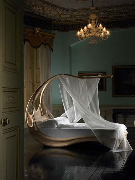 unique canopy bed 6 unique bed cocoons 187 curbly diy design decor