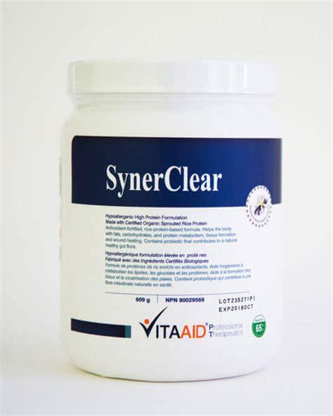 Iv Detox by Vitaaid Synerclear Detox Powder Oakville Naturopath