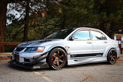 mitsubishi evo modified mitsubishi evo ix battle modified modifiedx