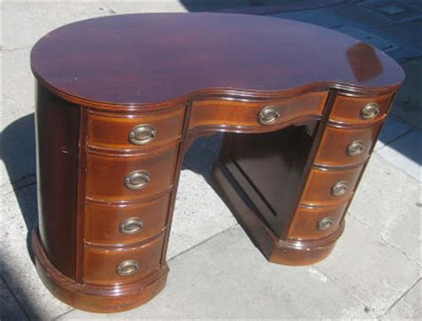 Bean Desk by Uhuru Furniture Collectibles Sold Mrs Kidney Bean