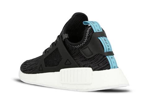 Adidas Nmd Xr1 Primeknit adidas nmd xr1 primeknit glitch pack sneaker bar detroit