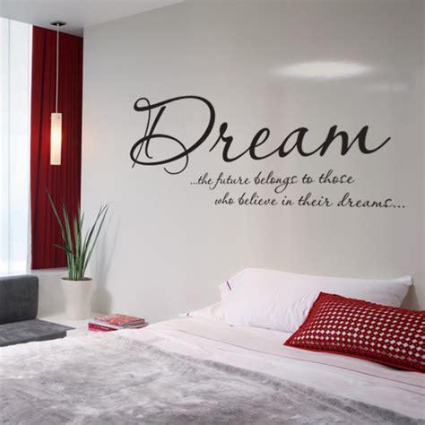 bedroom wall stickers bluntone affordable bespoke vinyl signs  graphics