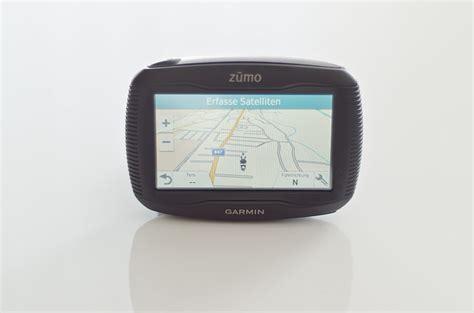 Garmin Motorrad Navigation by Garmin Zumo 395lm Test Motorrad Navigation