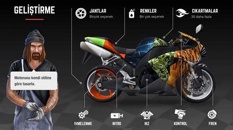 racing fever moto indir android icin yaris oyunu tamindir