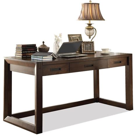 riverside furniture riata 75830 contemporary writing desk