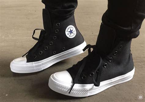 Converse Ct Ii 1 new converse chuck ii sneakernews