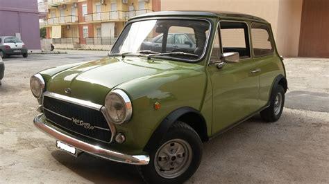 Mini Cooper It by Innocenti Mini Cooper Anno 1972 Asimarket It