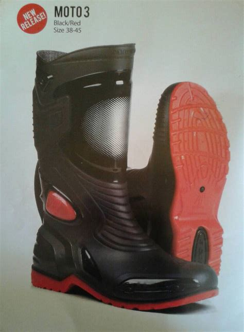 Sepatu Boot Ap jual sepatu ap boot moto 3 trimedia shop