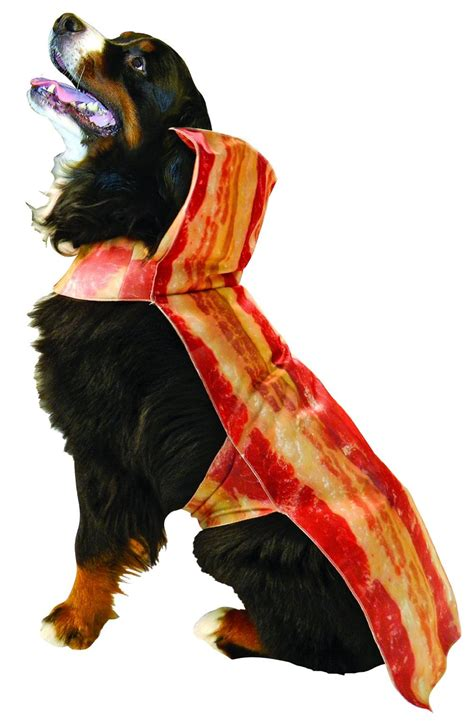 can dogs bacon great costumes for large dogs
