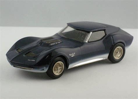 mako shark 2 corvette mimodels chevrolet corvette mako shark ii 1965 concept
