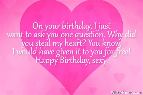 Happy Birthday Quotes To Boyfriend Sexy Birthday Quotes For Boyfriend Quotesgram