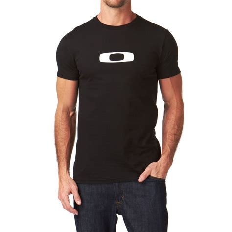 oakley square me t shirt black and white free uk delivery oakley square o t shirt black free uk delivery on all