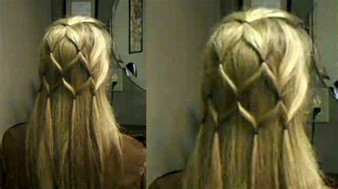 ponytails that attach to your own hair with a rubberband ponytail weave your own hair stylish subscribe for more