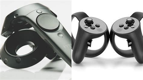 Vr Controller oculus touch vs htc vive which is the better vr controller