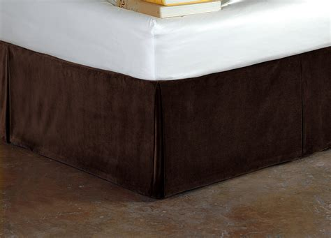 brown bed skirt jacksonbrownskirt web