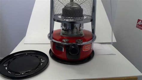 coleman kachel paseco wkh 2310 kerosene cing heater youtube