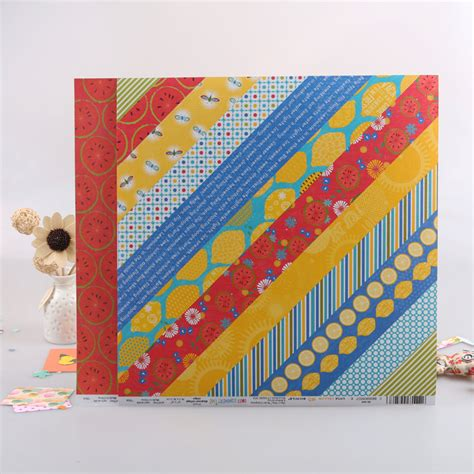 Craft Items With Paper - aliexpress buy scrapbook paper craft supplies 12