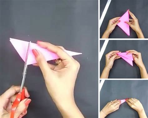 How To Make A Paper Candle Holder - how to make diy paper flower candle holders diy ready