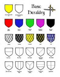 heraldry colors with alheydis and gyles quot bringing history