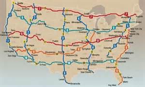 11 rotas fant 225 sticas em rodovias nos estados unidos