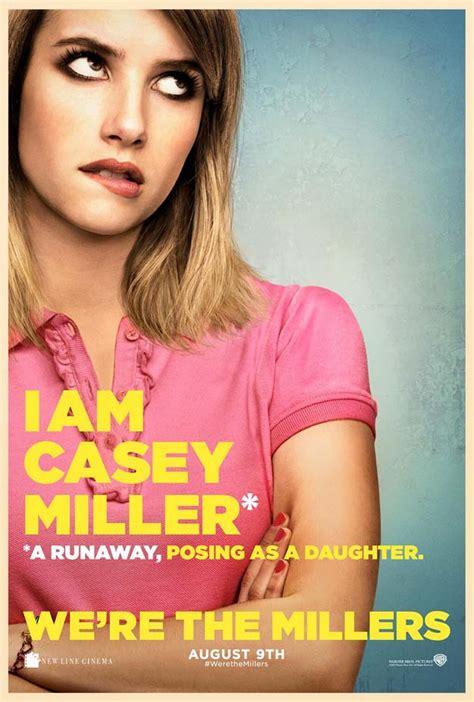 film met emma roberts emma roberts rolls her eyes on a we re the millers