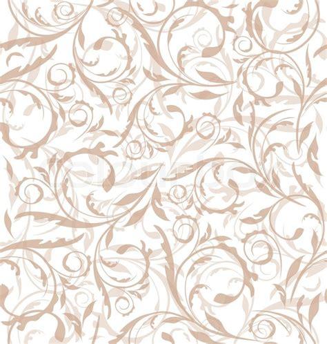 Muster Hintergrund Ausgezeichnete Nahtlose Floral Hintergrund Muster F 252 R Fortlaufende Replikation Vektorgrafik