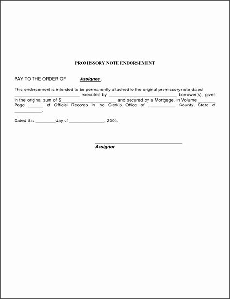 secured promissory note template free download 8 free secured promissory note template sletemplatess