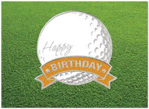 golf birthday card golf birthday cards posty cards
