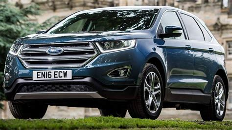 ford suv 2018 ford edge suv confirmed for 2018 car news carsguide
