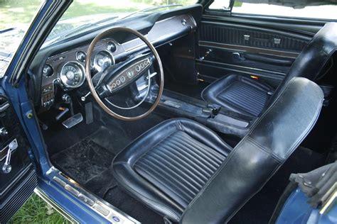 1968 ford mustang gt 2 door fastback 93494