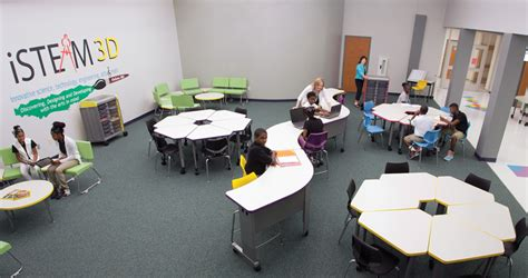 school layout maker school district takes stem classroom to new degree smith