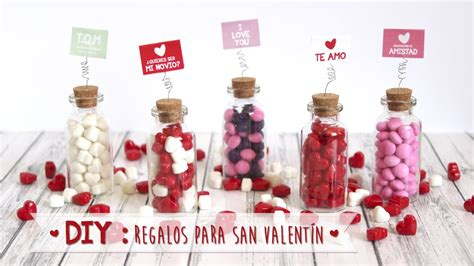 imagenes de regalos amor y amistad diy botellitas con mensaje regalos para san valent 205 n