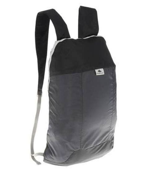 Quechua Arpenaz 10 Small Backpack quechua arpenaz 10 ultracompact hiking backpack by