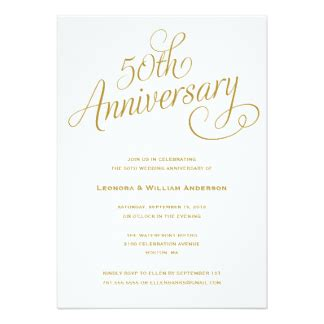 50th wedding anniversary gifts zazzle