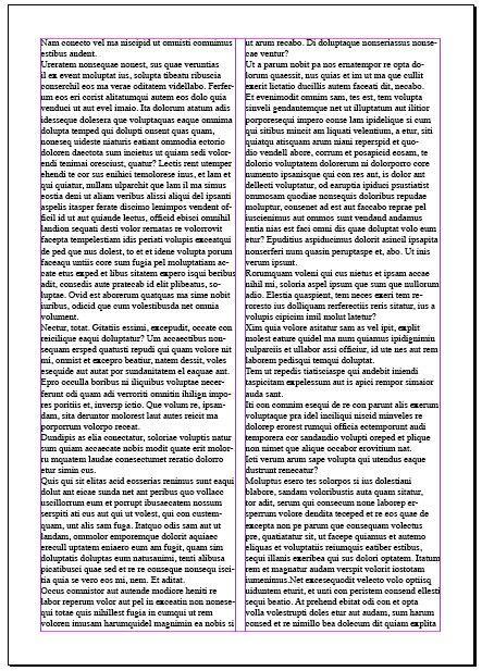 magazine layout columns 1000 images about layout grids on pinterest magazine