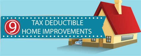 irs home improvement tax deductions 28 images top 10