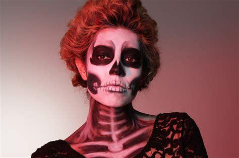 eyeliner tutorial buzzfeed skeleton makeup tutorial