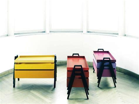 TABLE GIGOGNE EN BOIS STACK BY LIVING DIVANI   DESIGN NATHAN YONG