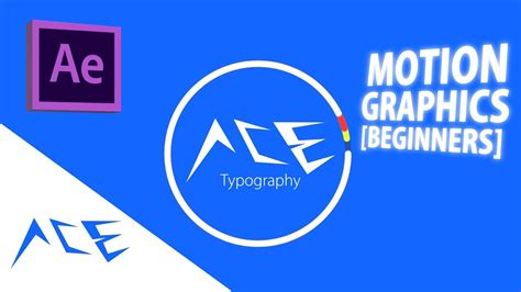 after effects tutorial typography motion graphics after effects tutorial basic motion graphics typography