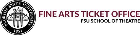 Fsu Ticket Office by Home Fsu Arts Ticket Office