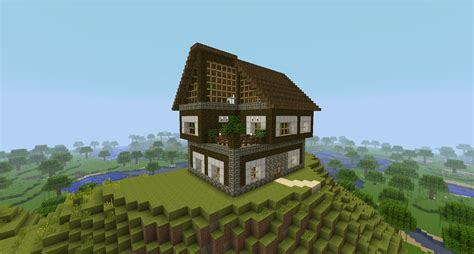 wooden house in minecraft minecraft wood house 01 minecraft wallpapers minecraft wood house free minecraft