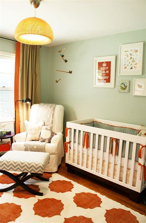 Nursery Rooms by Modern Vintage Baby Nursery Design Dazzle