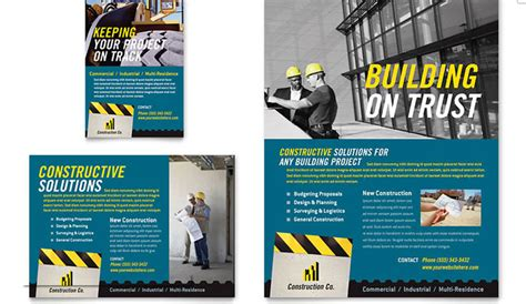 quarter page flyer template 2014 af templates