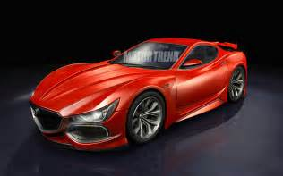 Madza Rx Mazda Rx 9 To Get Toyota Hybrid Tech Motor Trend