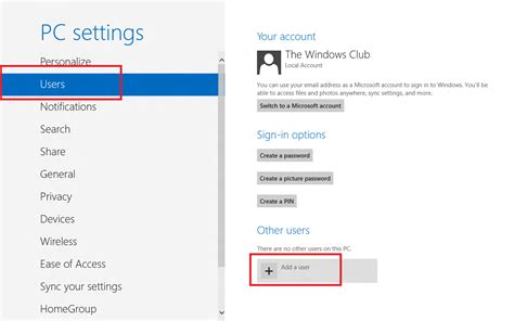 unable to access pc settings in windows 8 1 microsoft how to sync windows 8 pc settings using microsoft account