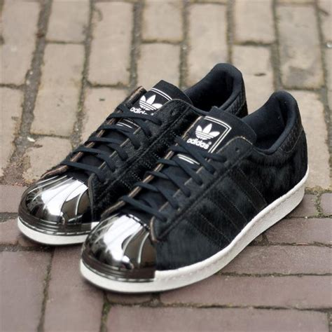 Adidas Superstar Metal by Adidas Superstar 80s Metal Toe