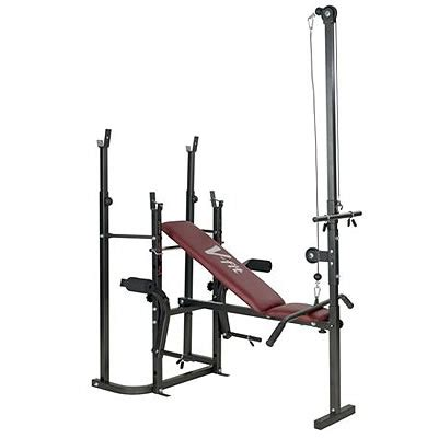 v fit st weight bench keep fit beny sports v fit 05lfspt bench leg fly squats