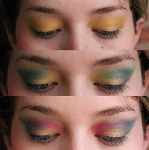 Eyeshadow Wardah Warna Biru tutorial makeup inspirasi superman of steel vemale