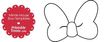 minnie mouse cut out template minnie mouse mice and bows on