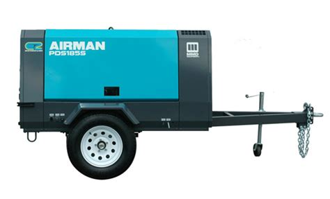 airman tow diesel air compressor rentalzonepa